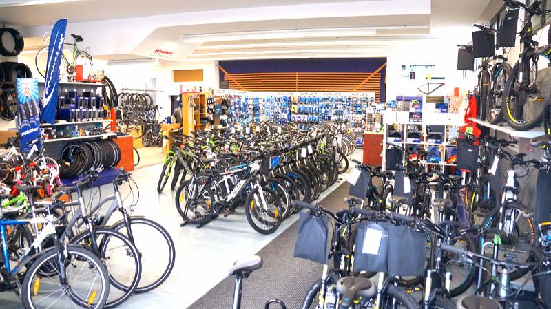 Fahrrad Shops in Österreich